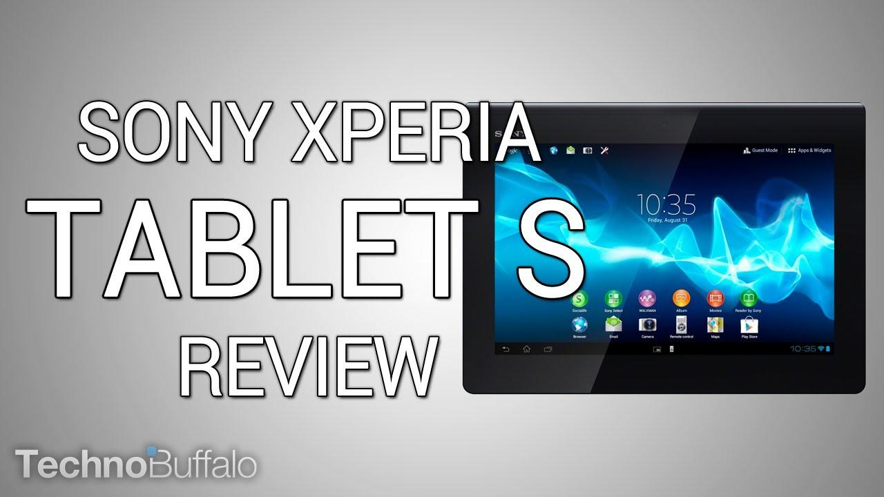 [Análisis] Sony Xperia Tablet S (en español)