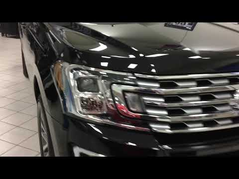 Ford Expedition Third Row Entry