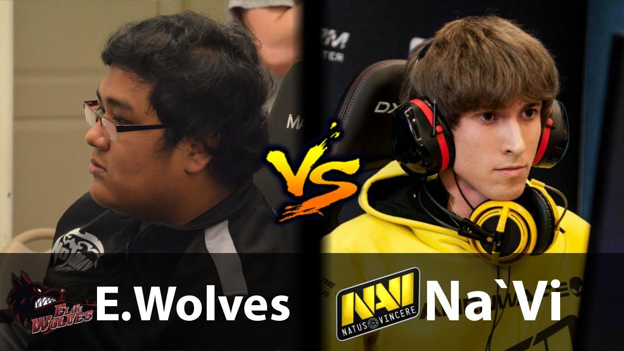 E.Wolves vs Na`Vi – [PERU vs CIS] – EPIC ! – Dota 2 6.87