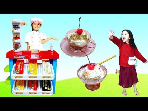 ポカポカ美味しい♡ホットチョコ屋さん ごっこ遊び himawari-CH