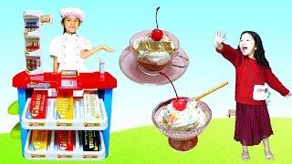 ポカポカ美味しい♡ホットチョコ屋さん ごっこ遊び himawari-CH thumbnail