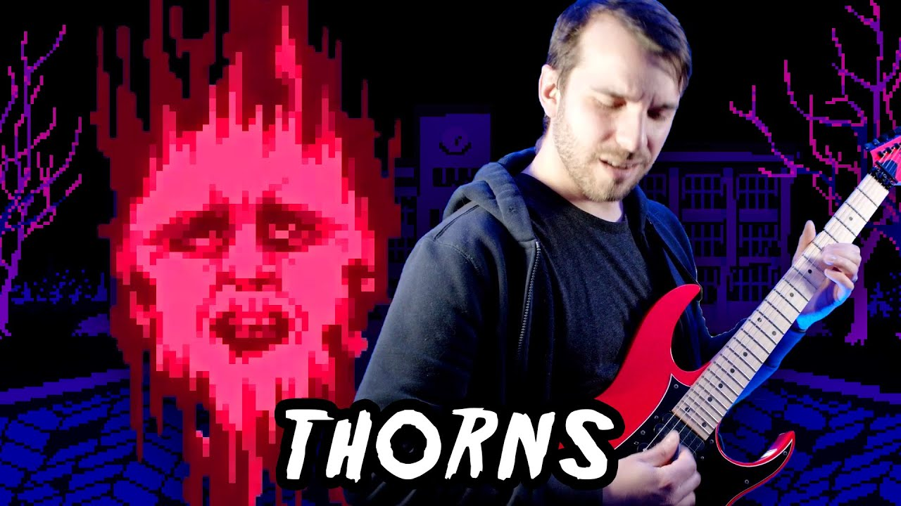 """Download Friday Night Funkin - """"Thorns"""" Metal Guitar Cover"""