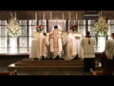 Solemn High Mass - Feast of Saint Therese, October 3, 2016