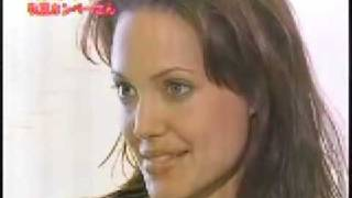 Angelina Jolie : In Japan