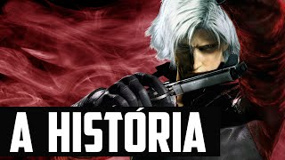 Sessão Spoiler - A História de Devil May Cry 2