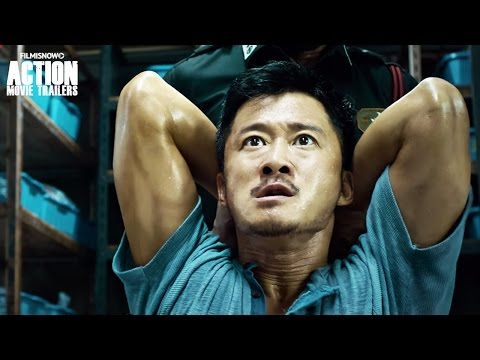 Tony Jaa declares his innocence in a NEW Clip for KILL ZONE 2 [HD]