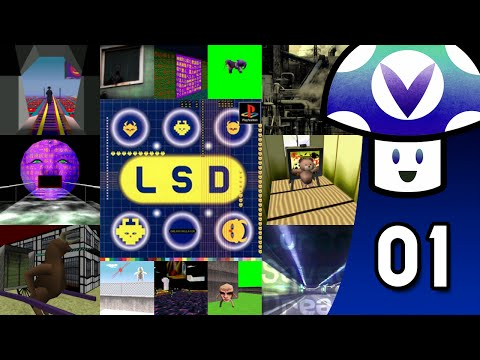 [Vinesauce] Vinny - LSD: Dream Emulator (part 1)