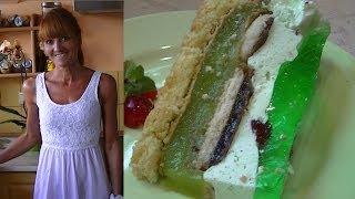 Ciasto Shrek / Shrek cake [KuchniaRenaty...