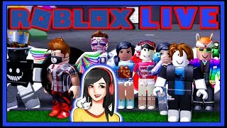 Roblox Live Stream Any Games - GameDay Sunday 94 - PM