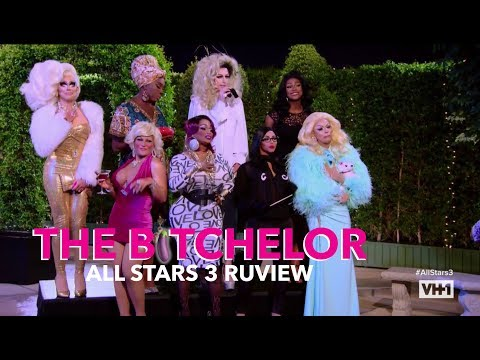 The Bitchelor | RuPaul's Drag Race All Stars 3 RuView | Narcissa Deville