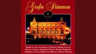 Il Trovatore (Oper in 4 Akten) (Auszug) : I. Es glänzte das schöne Sternenheer