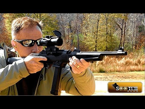 Ruger PC9 Carbine Review
