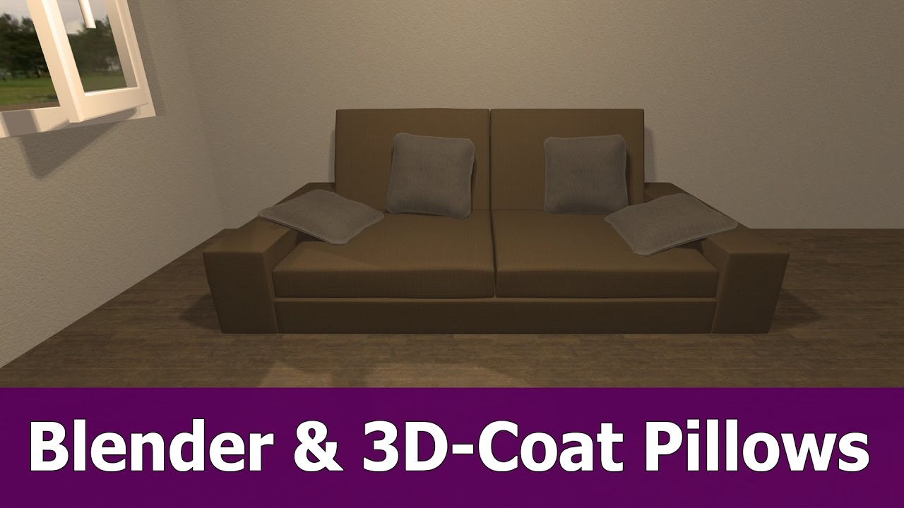 Low Poly Modeling With Blender 3D Coat YouTube