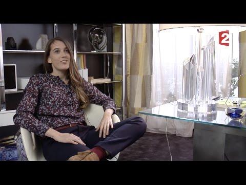 France 2 / Dix pour cent - interview Fanny Sidney