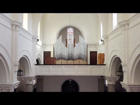 Pipe Organ Relocation To St Mary's Catholic Church