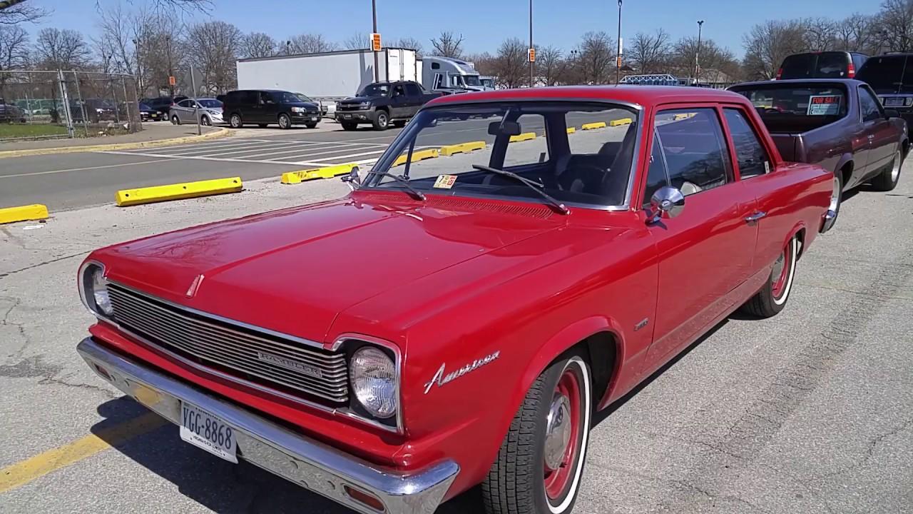 1964 Rambler American 220 - YouTube