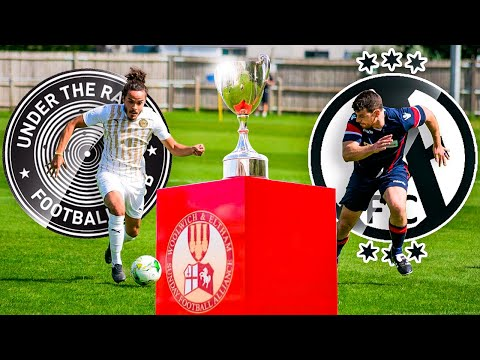 THE CUP FINAL REMATCH! UNDER THE RADAR FC VS THE ODDFELLOWS ARMS!