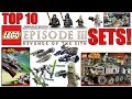 Top 10 LEGO Star Wars Episode 3 Sets! (Revenge Of The Sith!)