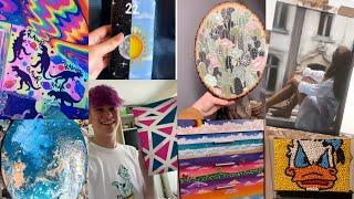 ART Tik Tok Compilation | 8 Minutes of Tiktok Artists Created