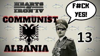 HoI4 - Modern day mod - Commie Albania - Part 13