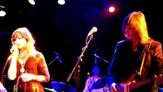 "Nicole Atkins and Larry Campbell, ""Goin"