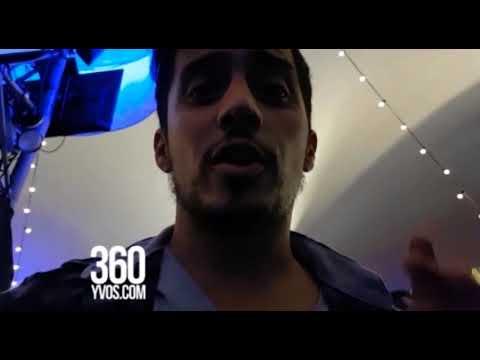 Nos metimos en el ensayo del Cique Du Soleil - #360yvosTV
