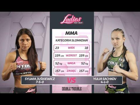 Sylwia vs Yulia  20171216  rWMMA