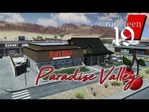 Paradise Valley (Ep: 19) Restaurants & Reconstruction