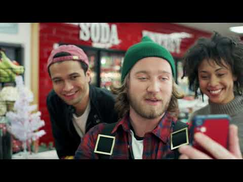 2017 Nebraska Lottery Holiday Commercial, C-Store