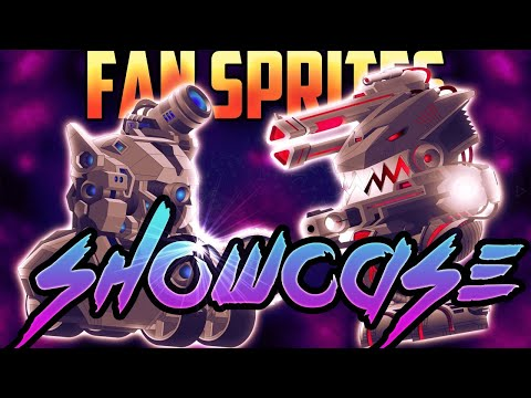 Super Mechs | Fan Sprites Showcase 2020!