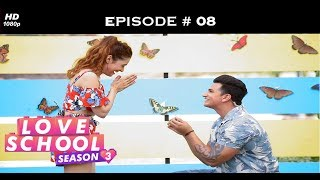 Love School 3 - Episode 08 - Prince-Yuvika whip up the chemistry!