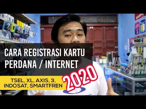 cara-registrasi-kartu-perdana-&-internet-2020-|-daftar-telkomsel,-xl,-axis-dunia-usaha-konter