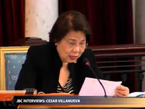 Lagman interviews Villanueva (Part 2)