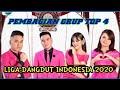 Gambar cover PEMBAGIAN GRUP TOP 4 LIGA DANGDUT INDONESIA 2020 DAN TEMAN DUETNYA | INDOSIAR