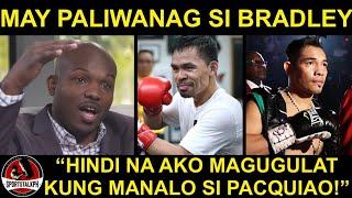 Tim Bradley, Sinabi kung bat hindi TUMATANDA ang mga Pinoy boxers! Pacquiao & Donaire!
