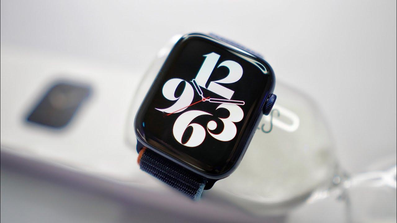 Ci son Cascato di Nuovo Apple Watch Serie 6 Colore Spaziale !