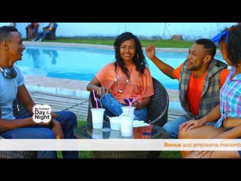 Coulisse ON TV DU  15 janvier 2017 retro BY TV PLUS MADAGASCAR