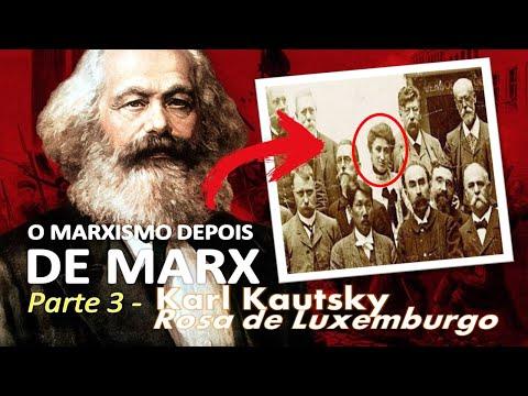 Pós Marx - Rosa Luxemburgo, Libknecht, Bernstein e Kautsky