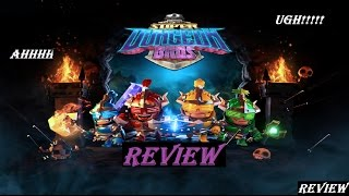 *Super Dungeon Bros Review*