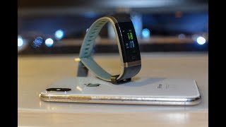 Another Superb Affordable Fitness tracker - The Letscom Colour HR