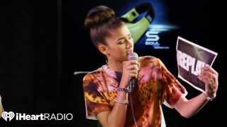 Zendaya Plays 'Replay or Never Again' - KIIS FM Next Up