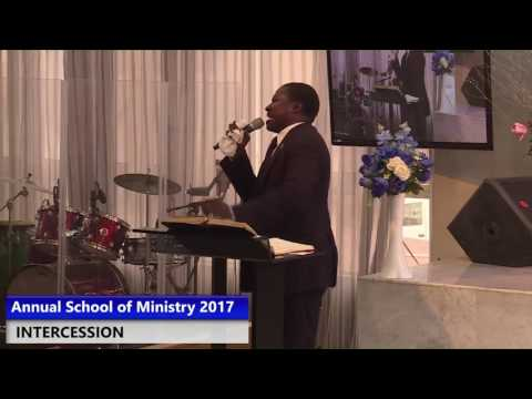 ANNUAL SCHOOL OF MINISTRY 2017 (DAY 3:- MORNING SESSION)