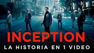 Inception: La Historia en 1 Video