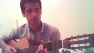 Ben Harper - Waiting on an Angel (acoustic guitar cover)