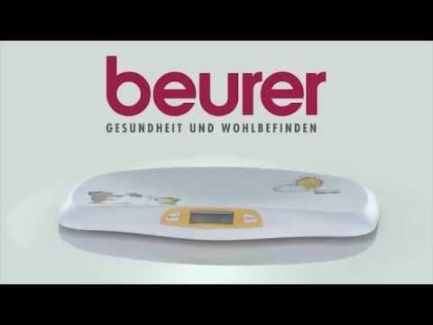 Beurer Babywaage JBY 80