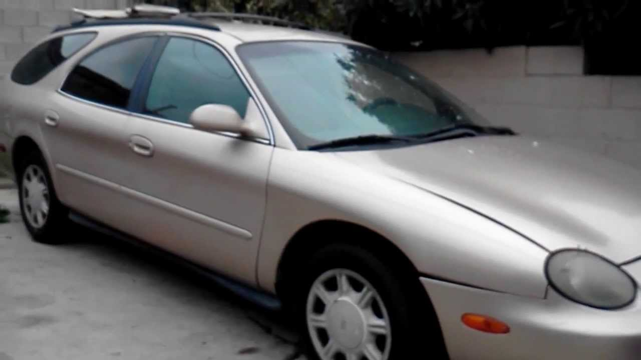 1996 ford taurus station wagon