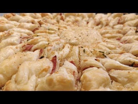 soleil-jambon-fromage-en-pâte-feuilletée-:-super-bon-!