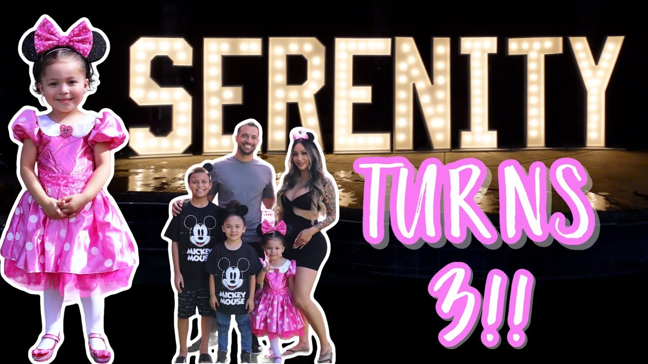 SERENITY'S BIRTHDAY SPECIAL!! **super memorable**