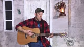 Tracy Lawrence - Alibis - Justin Holmes Cover