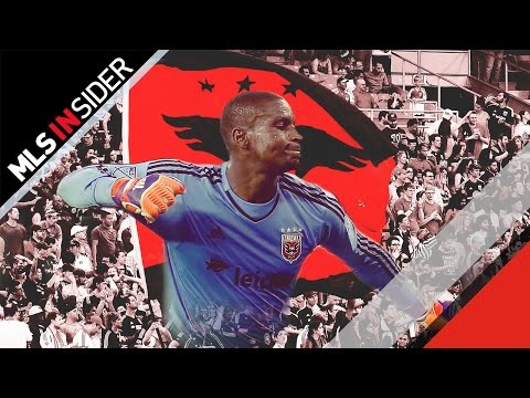D.C. United Goalkeeper Bill Hamid is a Homegrown Hero | MLS Insider